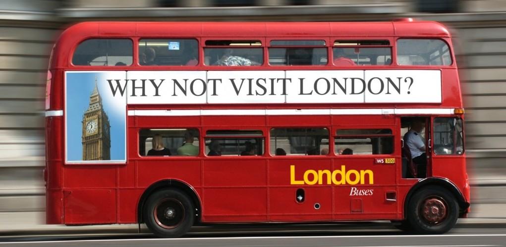 Visitá Londres!